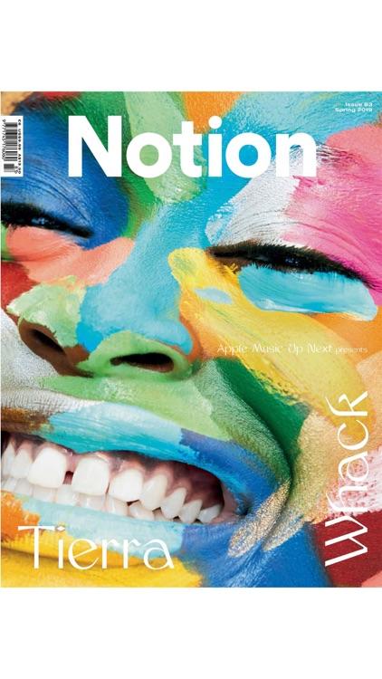 Notion Magazine.
