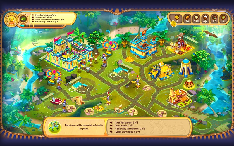 Great Empire: Relic of Egypt screenshot 3