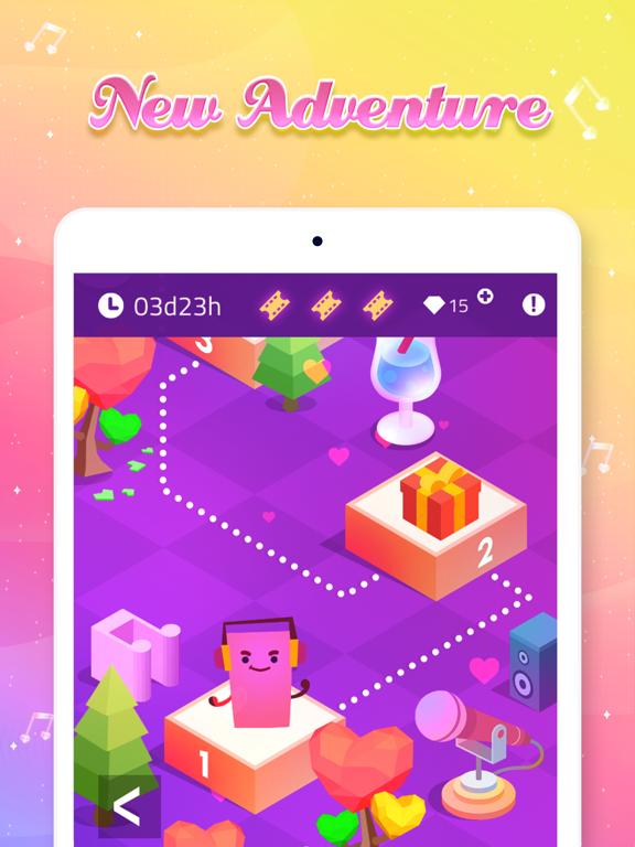 iPad Image of Magic Dream Tiles