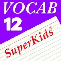 12th Grade Vocabulary