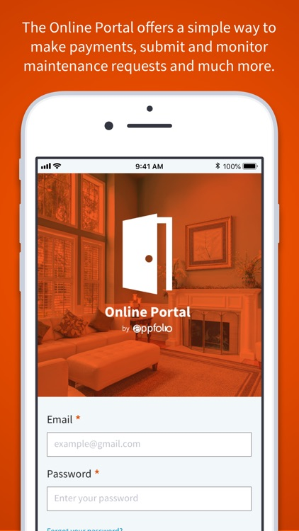 Online Portal by AppFolio
