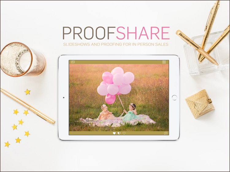 ProofShare for Photographers screenshot-0