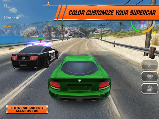 Need for Speed™ Hot Pursuit for iPad - Screenshot 5