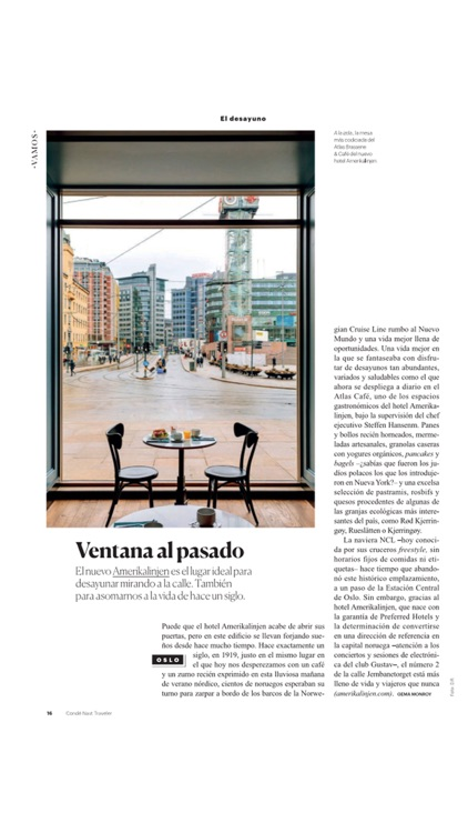 Conde Nast Traveler España screenshot-5