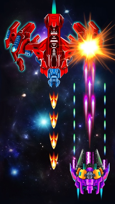 Download Galaxy Attack: Alien Shooter for Pc