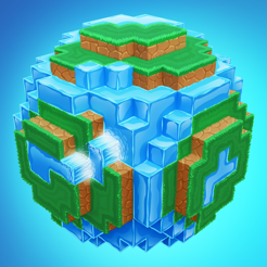 ‎World of Cubes Survival Craft