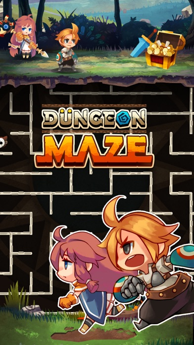 Dungeon Maze.io screenshot 7