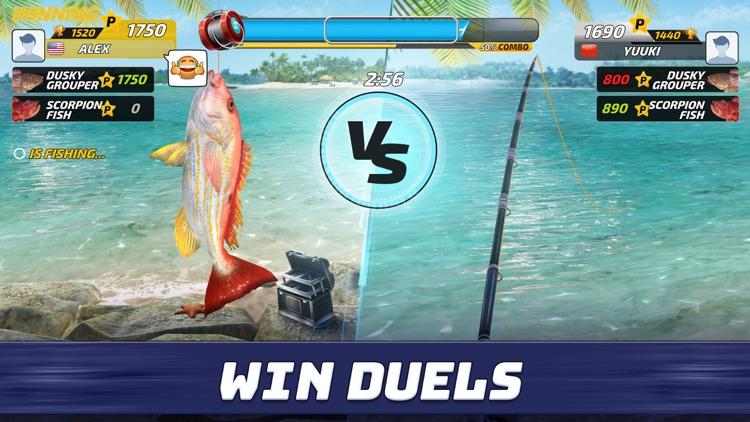Fishing Clash screenshot-0