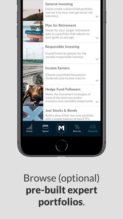 M1 Finance - No Fee Investing screenshot-7
