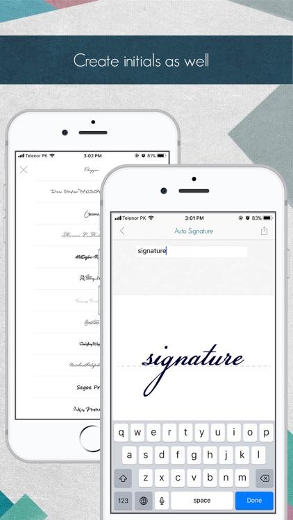 Autograph + screenshot-3