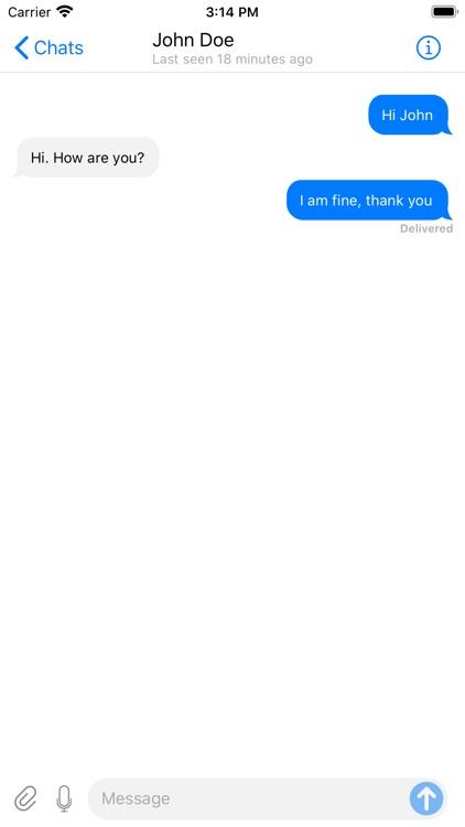 SkyChat Messenger