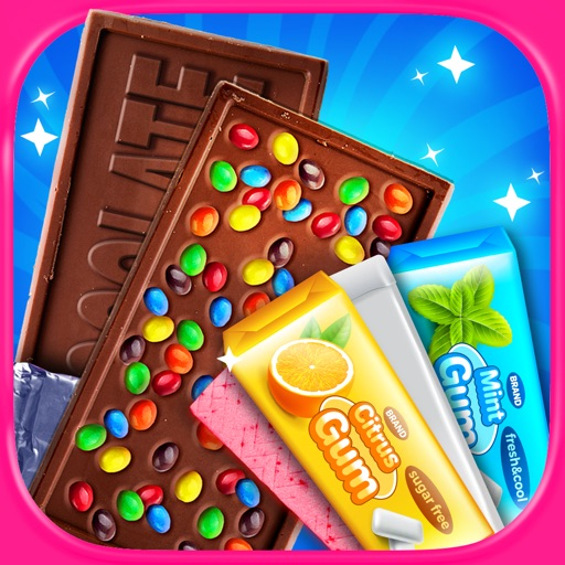 Chocolate Candy & Chewing Gum