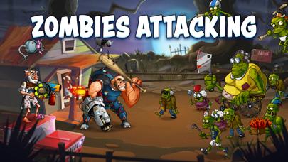 ZombieSmash: Time Travel screenshot one