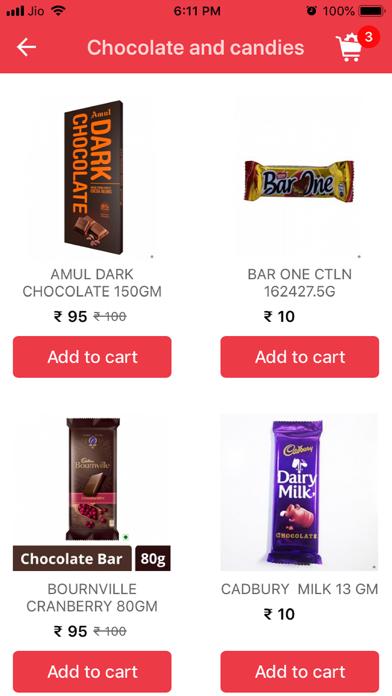 NBM Shopping screenshot 3