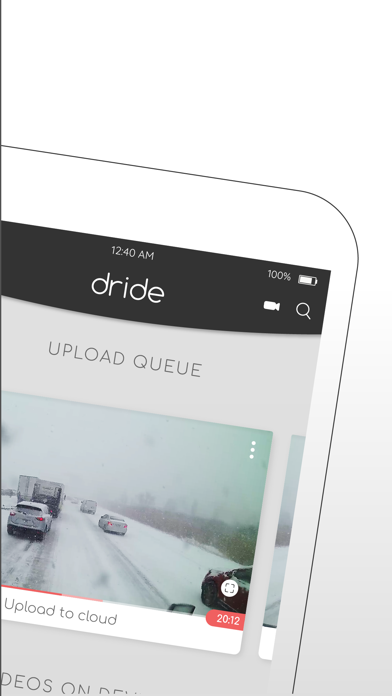 Dride - Dashcam Manager screenshot two
