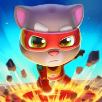 Talking Tom Hero Dash Run Game Hack Online Generator  img