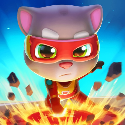 Baixar Talking Tom Hero Dash para iOS