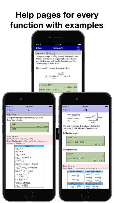GraphNCalc83 by Ernest Brock (iOS, United States