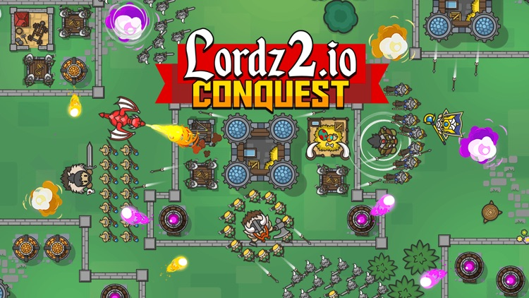 Lordz2.io Conquest screenshot-0
