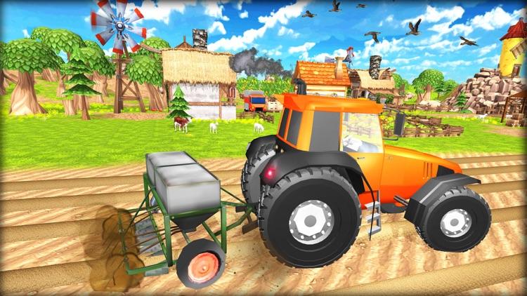 Little Happy Farm Town screenshot-5