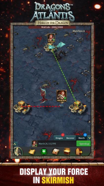 Dragons of Atlantis screenshot-3