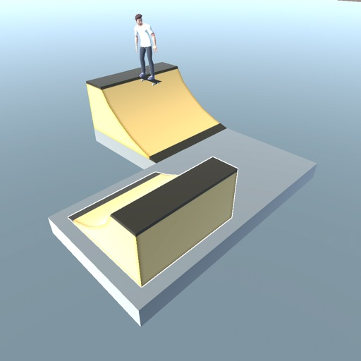 Skate Board Park Puzzle