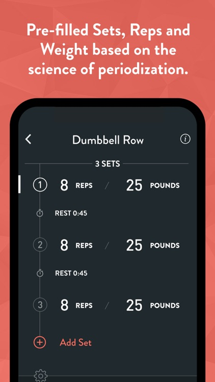 Fitbod Workout & Fitness Plans screenshot-7