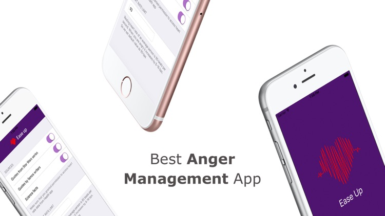 Ease Up: Anger Management Tool