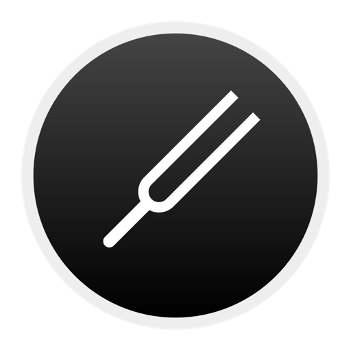 Acoustic Tuner - Guitar Tuner for Mac