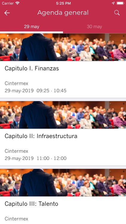 Foro IMEF 2019 screenshot-1