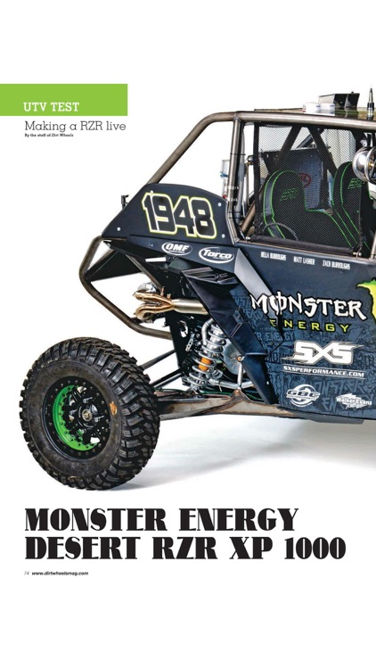 Dirt Wheels Magazine screenshot-3