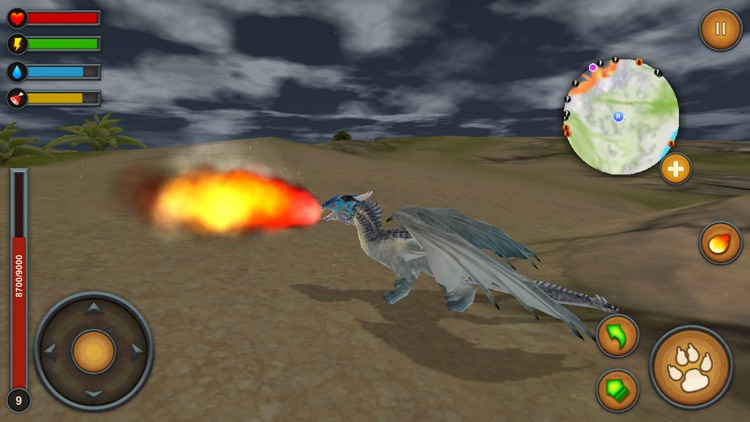 Dragon Multiplayer 3D screenshot-4