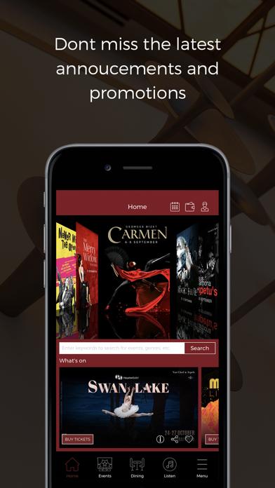 Dubai Opera | App Price Drops
