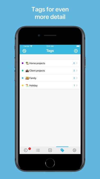 Revival • Task & To-Do List screenshot-3
