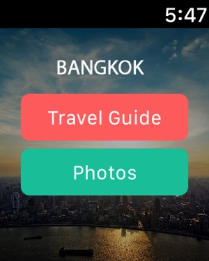 Băng Cốc hướng dẫn du lịch