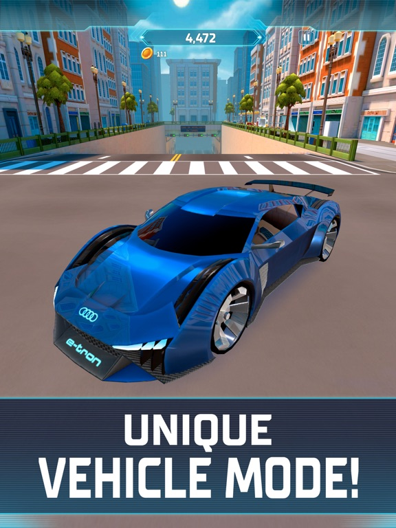 iPad Image of Spies in Disguise