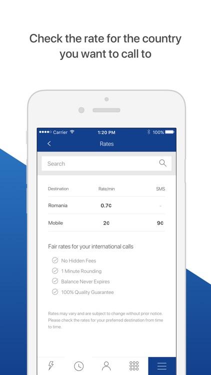 KeepCalling – Best Calling App screenshot-3