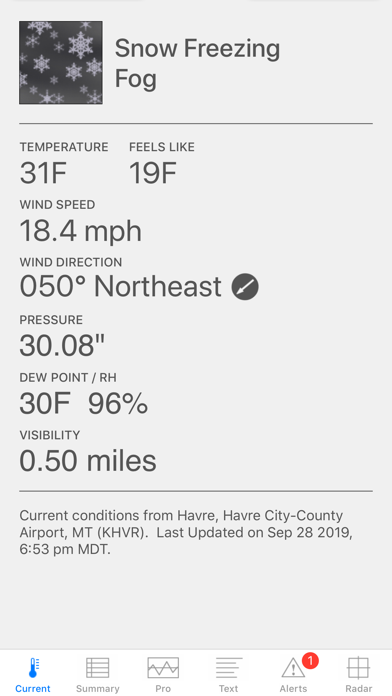 Wx For Iphone review screenshots