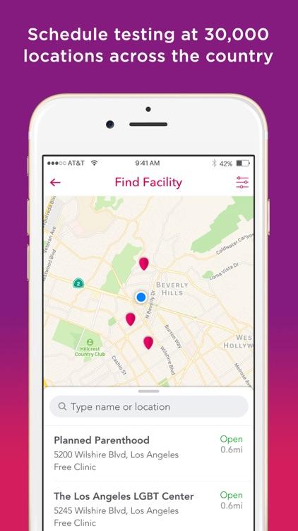 SAFE - The Safe Sex App screenshot-3