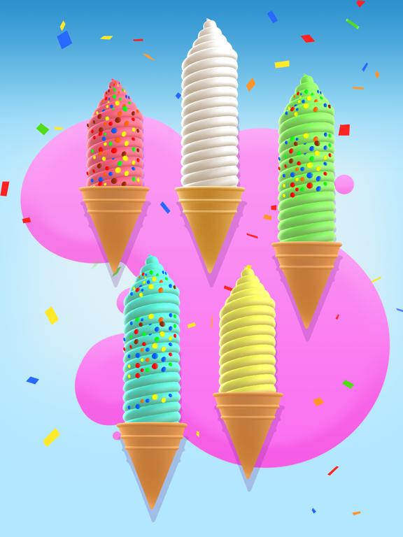 Ice Cream Stack!! screenshot 8