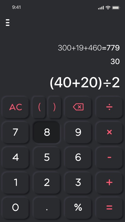 Color Calculator for pad+ screenshot-6