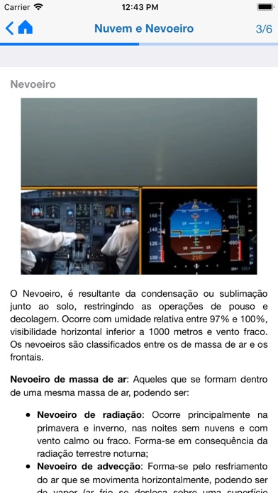 Screenshot for iPilot - Meteorologia in United States App Store