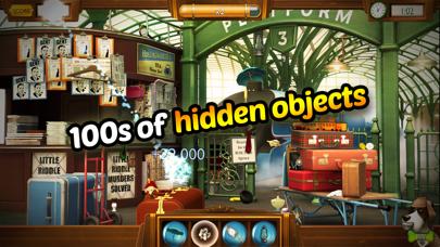 点击获取Enigma Express: Hidden Objects