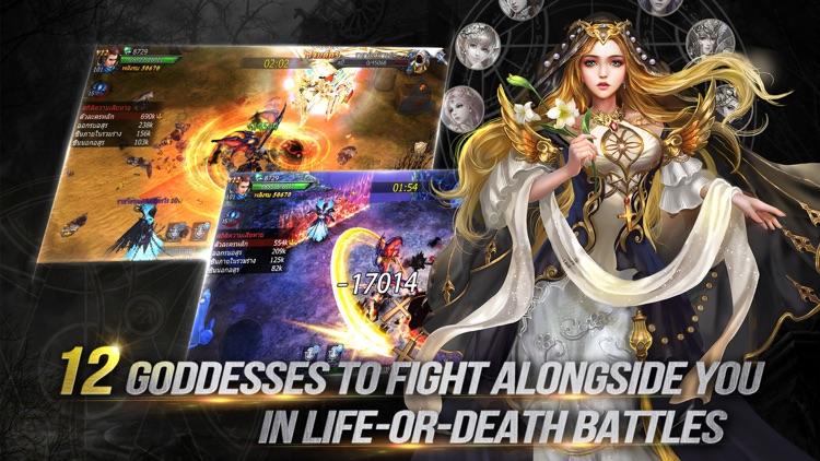 Goddess: Primal Chaos screenshot-4