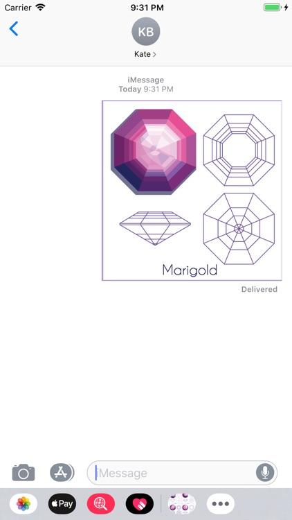 DiamondShapesSt screenshot-4