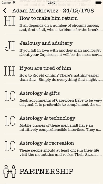Astrology Map Lite