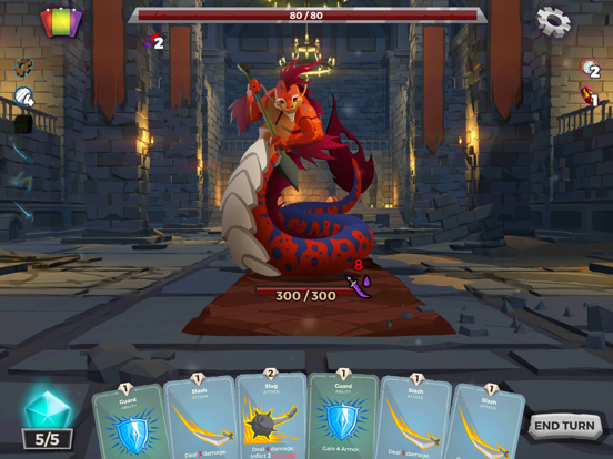 Dungeon Tales : RPG Card Game screenshot 5