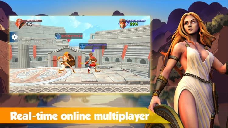 Rumble Arena screenshot-3
