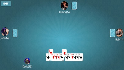 Murlan Card Game screenshot 1