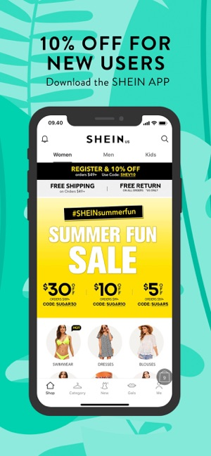 7e617ec253 SHEIN-Fashion Shopping Online on the App Store